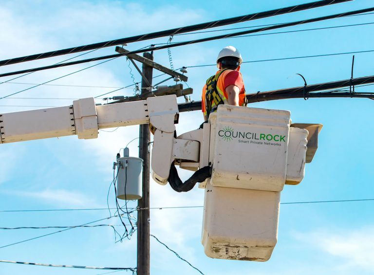 Council Rock has designed and built over 150 networks across the globe supporting Critical Infrastructure Applications