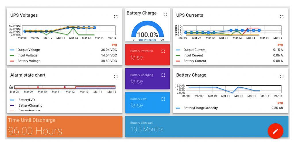 VISTA-Dashboard-Battery-Charge